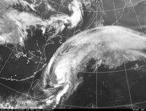 2011年5月29日0時 気象衛星ひまわり